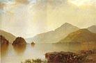 Felix Vallotton John F Kensett Lake George 1886