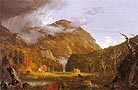 Thomas Cole A view of the Mountain Pass Called the Notch of the White Mountains (Crawford Notch) 1839