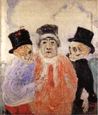 James Ensor The Red Judge