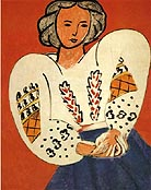 Matisse The Romanian Blouse