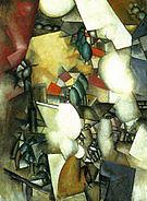 Fernand Leger Les Fumeurs The Smokers c1911