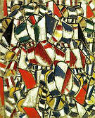 Fernand Leger Contrast of Forms 1913
