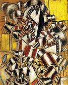 Fernand Leger The Smoker 1914 2