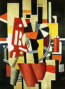 Fernand Leger The Typographer 1918