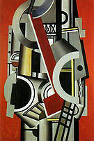 Fernand Leger Mechanical Element 1924