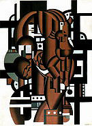 Fernand Leger Composition