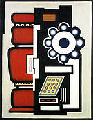 Fernand Leger Ball Bearing 1926