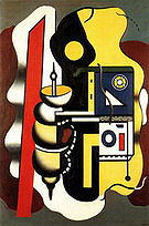 Fernand Leger Composition 1930