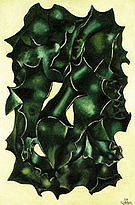 Fernand Leger Holly Leaves 1930