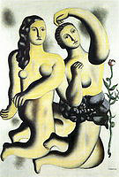 Fernand Leger The Dance 1929
