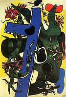 Fernand Leger The Forest 1942
