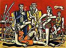 Fernand Leger Leisure 1944