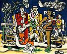 Fernand Leger Leisure Homage to David 1948