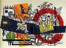 Fernand Leger The Great Parade Final State 1954