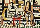 Fernand Leger Three Women Le Grand Dejeuner 1921