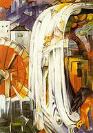 Franz Marc Enchanted Mill 1913
