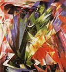 Franz Marc Birds 1914
