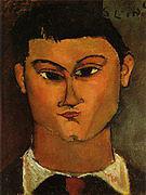 Amedeo Modigliani Portrait of Moise Kisling 1915
