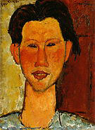 Amedeo Modigliani Portrait of Chaim Soutine 1915