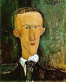 Amedeo Modigliani Portrait of Blaise Cendrars 1918