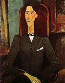 Amedeo Modigliani Portrait of Jean Cocteau 1916