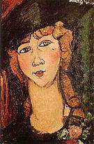 Amedeo Modigliani Lolotte 1916