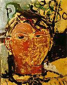Amedeo Modigliani Portrait of Pablo Picasso 1915