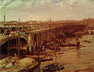 James McNeill Whistler The Last of Old Westminster 1862