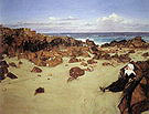 James McNeill Whistler The Coast of Brittany 1861