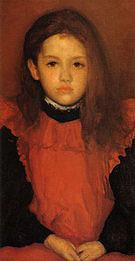 James McNeill Whistler The Little Rose of Lyme Regis 1895