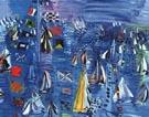 Raoul Dufy Regatta at Cowes
