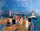 Raoul Dufy Fete Nautique au Havre 1925