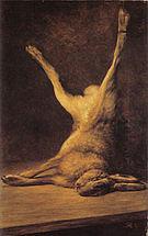 Piet Mondrian Dead Hare 1891