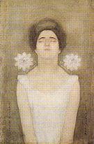 Piet Mondrian Passion Flower 1901