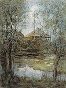 Piet Mondrian Haystack 1897-8
