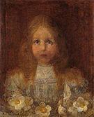 Piet Mondrian Young Child c1900
