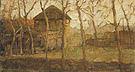 Piet Mondrian On the Ringdijk Watergraafsmeer 1902