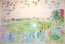 Raoul Dufy At the Races - Special Commission