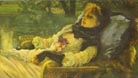 James Tissot The Dreamer Summer Evening