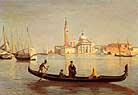 Jean Baptiste Corot Venice