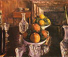 Gustave Caillebotte Still Life 1879