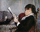 Gustave Caillebotte Interior 1880