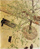 Gustave Caillebotte Boulevard Seen from Above 1880