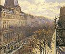 Gustave Caillebotte Boulevard des Italiens 1880