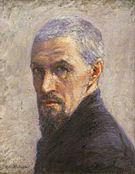 Gustave Caillebotte Self-Portrait 1892