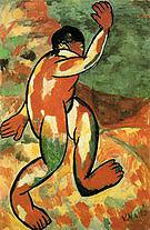 Kazimir Malevich Bathers  1911