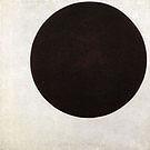 Kazimir Malevich Black Circle 1923