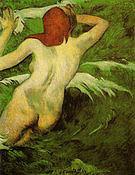 Paul Gauguin Ondine 1889