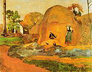 Paul Gauguin Fair Harvest  1889