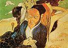 Paul Gauguin Nirvana Portrait of Meyer de Haan 1889